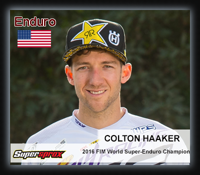 Colton Haaker