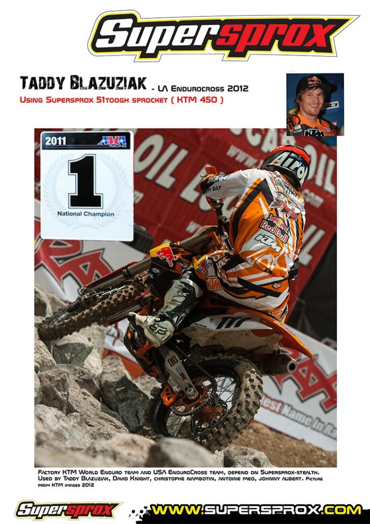 supersprox catalogue 2013 taddy blazuziak1