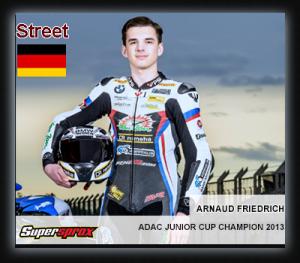 Arnaud Friedrich