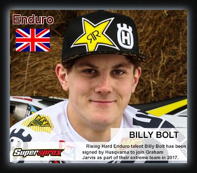 Billy Bolt