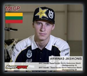 ARMINAS JASIKONIS