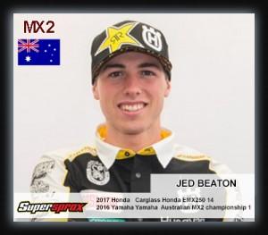 JED BEATON